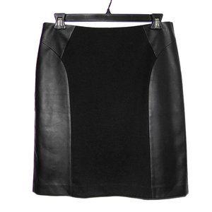 JONES WEAR Black Skirt size 14